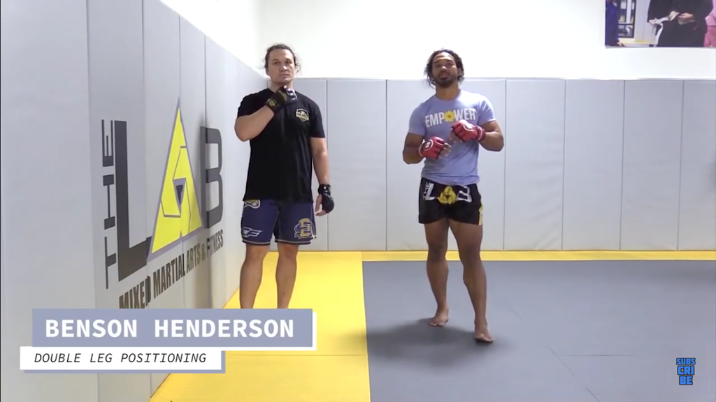 Counter Tips With Benson Henderson