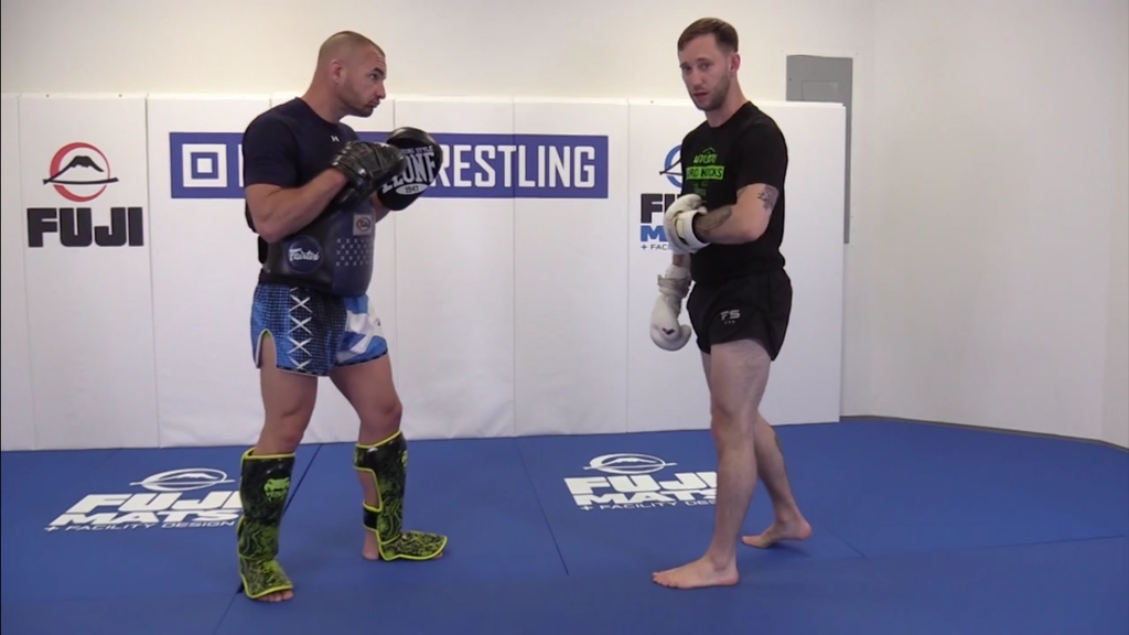 Muay Thai Attacks From The Jab With Jake Mainini