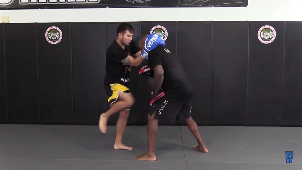 Maximum Damage with Knees in the Clinch with Rafael Cordeiro