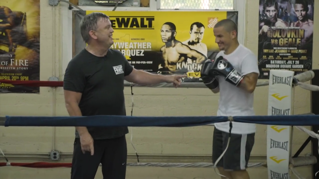 The Relationship Between Age And Fighting With Teddy Atlas