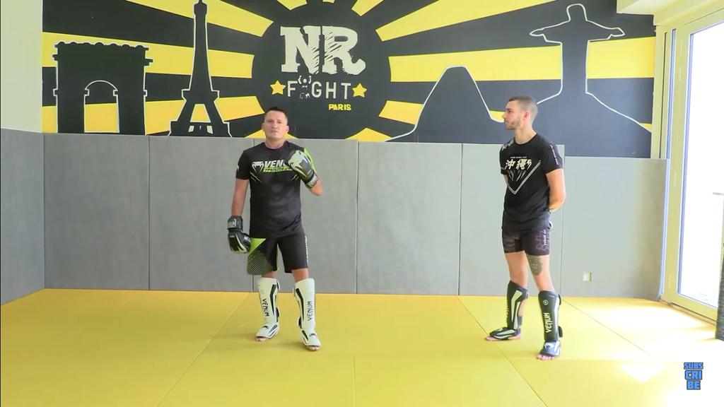 How To Set Up Strikes Using The Double Jab With Daniel Woirin