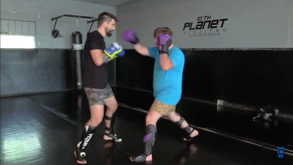 Creative Combinations For MMA With Carlos Condit!