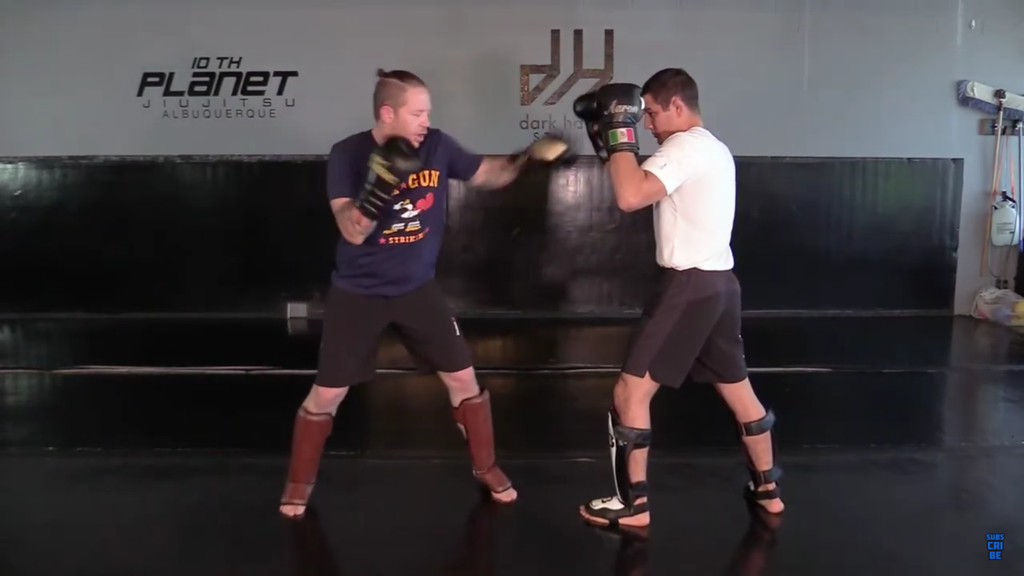 Effective Striking Variations From Brandon Gibson