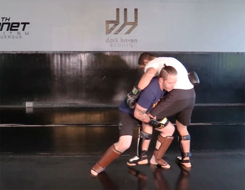 The Art & Science Of Ground And Pound Part 2 by Greg