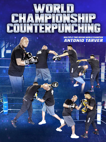 World Championship Counterpunching by Antonio Tarver