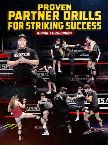 Proven Partner Drills For Striking Success by Kirian Fitzgibbons