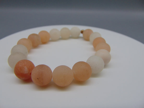 Handmade Gemstone Stretch Bracelet