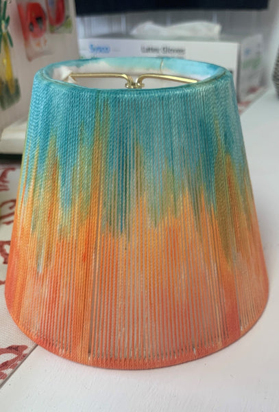 Small Colorful Light Shades by Rebecca Marcussen
