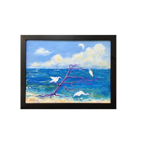 """Summer Winds"" Original Acrylic by Ting Blessington"