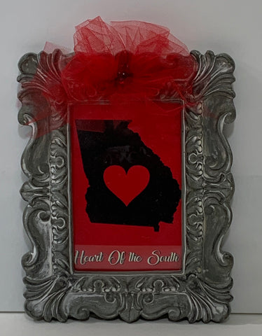"""Heart of the South"" by Gena Fausel"