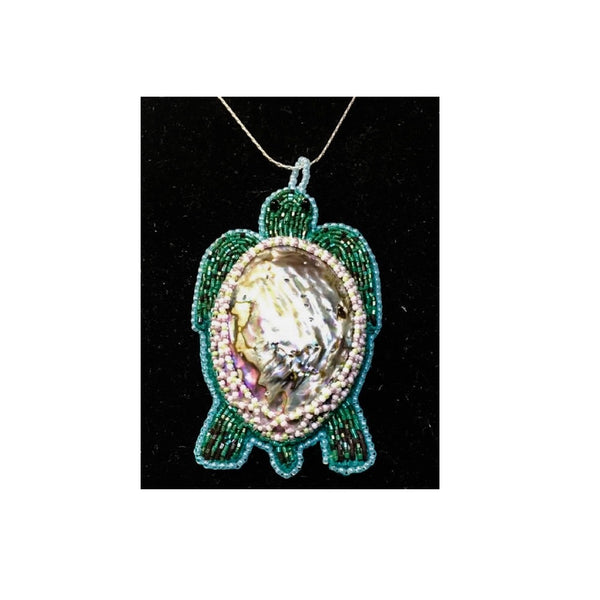 """Myrtle the Turtle"" Necklace"