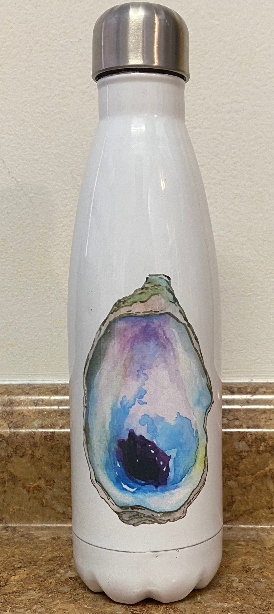 Original Art Water Bottles by Amy Shippy