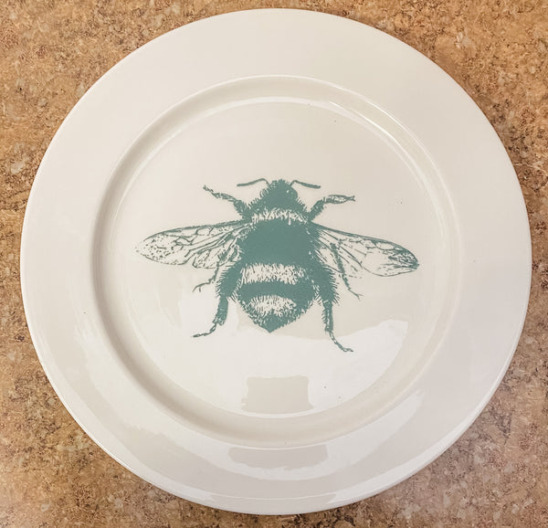 "Ty""Bee"" Serving Plate by Amy Shippy"