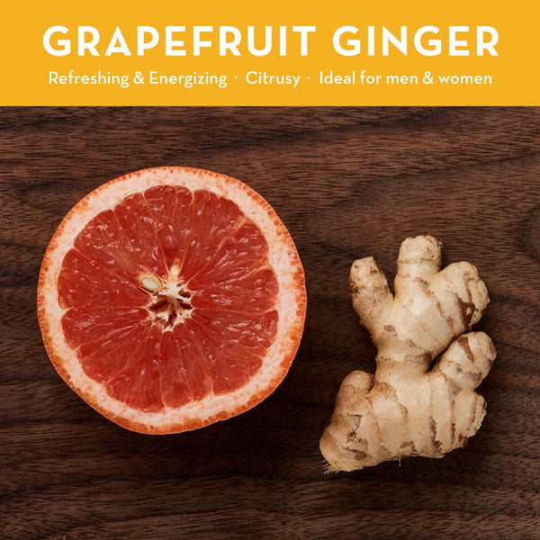 Grapefruit Ginger Sugar Scrub