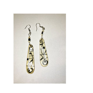 """Way Out!"" Earrings"