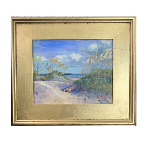 """Peek at Tybee Creek"""