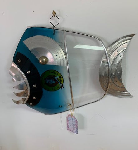 """Motorcycle Fish"" by Sherri Simmons"
