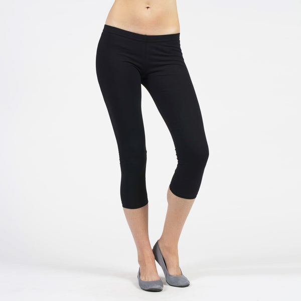 everyday crop legging - I Want Sense, Sense Clothing, Sense Active Spa Travel Wear for Women, Senseclothing.com