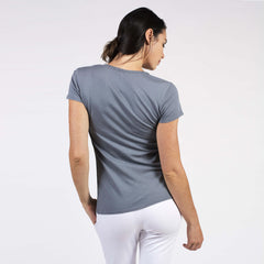 luxe relaxed U neck - I Want Sense, Sense Clothing, Sense Active Spa Travel Wear for Women, Senseclothing.com
