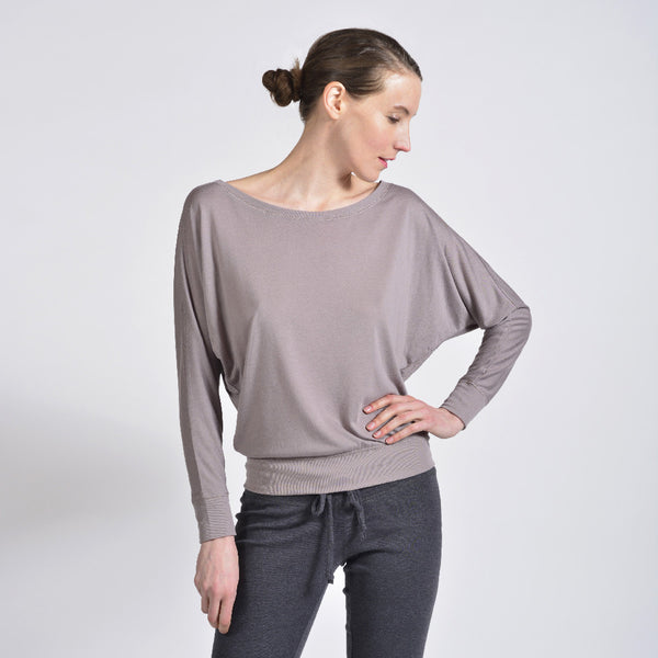scoop pullover - I Want Sense, Sense Clothing, Sense Active Spa Travel Wear for Women, Senseclothing.com