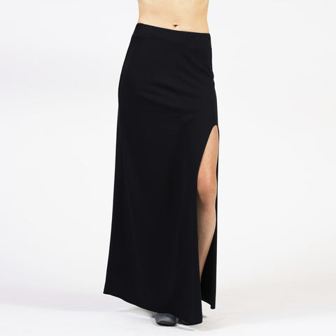 slit skirt - I Want Sense, Sense Clothing, Sense Active Spa Travel Wear for Women, Senseclothing.com