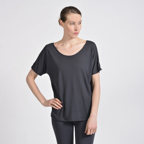 baggy s/s tee - I Want Sense, Sense Clothing, Sense Active Spa Travel Wear for Women, Senseclothing.com