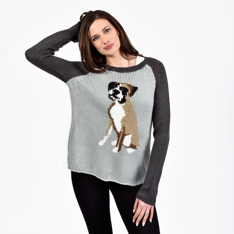 Boxer Dog Sweater