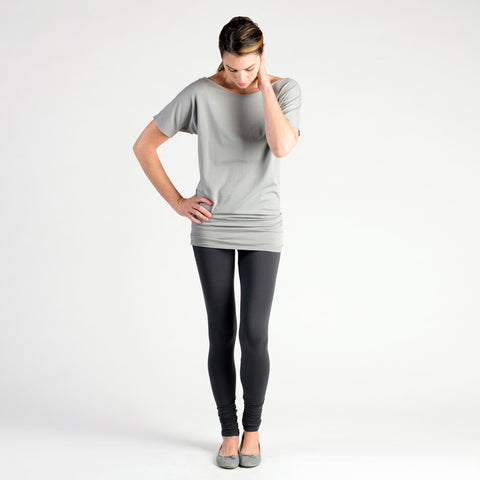 dance tee by sense clothing in fog