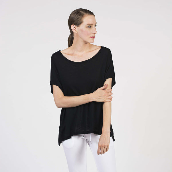 oversize s/s top - I Want Sense, Sense Clothing, Sense Active Spa Travel Wear for Women, Senseclothing.com