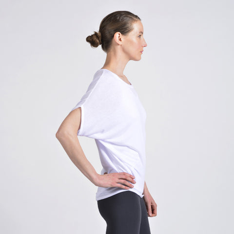 relaxed round hem - I Want Sense, Sense Clothing, Sense Active Spa Travel Wear for Women, Senseclothing.com