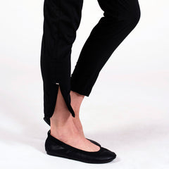 zipper zero pant - I Want Sense, Sense Clothing, Sense Active Spa Travel Wear for Women, Senseclothing.com