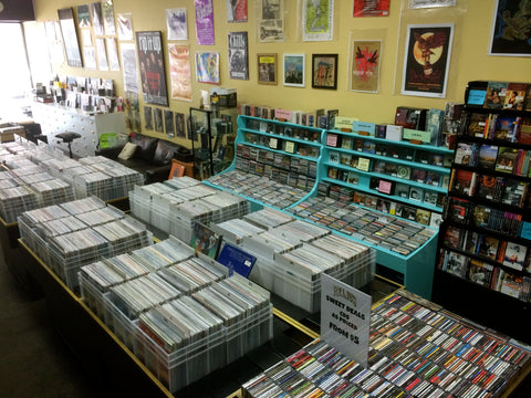 Relics ~ Music & Record Store, Dunedin, New Zealand | RELICS MUSIC