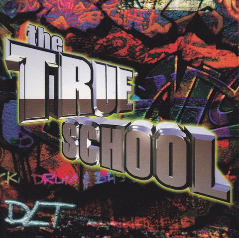 DLT-THE TRUE SCHOOL CD VG