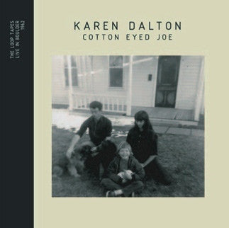 DALTON KAREN-COTTON EYED JOE 2CD+DVD VG
