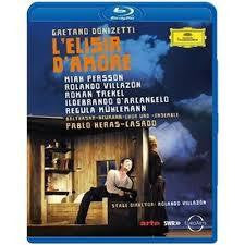 DONIZETTI-L'ELISIR D'AMORE BLURAY *NEW*