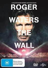 WATERS ROGER-THE WALL 2015 DVD *NEW*