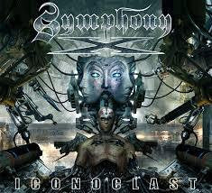 SYMPHONY X-ICONOCLAST CD *NEW*