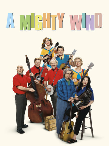 A MIGHTY WIND DVD VG