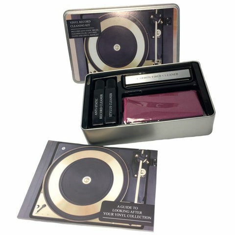 VINYL RECORD CLEANING KIT *NEW*