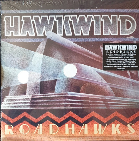 HAWKWIND-ROADHAWKS LP *NEW*
