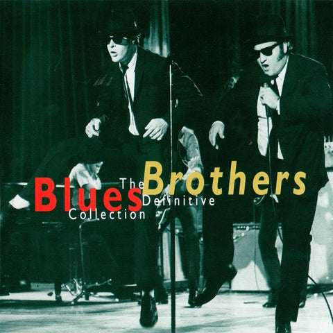 BLUES BROTHERS-DEFINITIVE COLLECTION CD VG