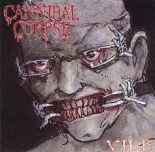 CANNIBAL CORPSE-VILE CD DVD *NEW*