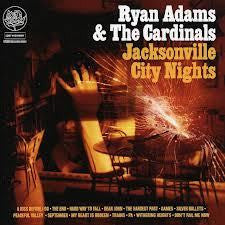 ADAMS RYAN & THE CARDINALS-JACKSONVILLE CITY NIGHTS CD *NEW*