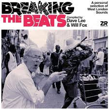 BREAKING THE BEATS COMPILED BY JOEY NEGRO & WILL FOX-VARIOUS ARTISTS 2CD *NEW*