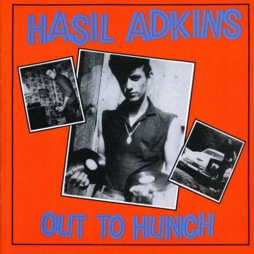 ADKINS HASIL-OUT TO HUNCH LP *NEW*