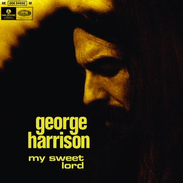 "HARRISON GEORGE-MY SWEET LORD 7"" *NEW*"