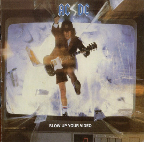 AC/DC-BLOW UP YOUR VIDEO CD VG