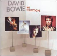 BOWIE DAVID-THE COLLECTION CD VG
