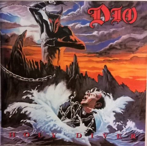 DIO-HOLY DIVER CD VG