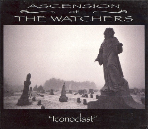 ASCENSION OF THE WATCHERS-ICONOCLAST EP CD VG